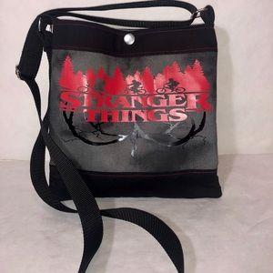 Stranger Things Crossbody/ Messenger Purse/ Bag